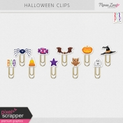 Halloween Clips Kit