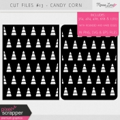 Cut Files Kit #13- Candy Corn