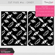 Cut Files Kit #14- Candy