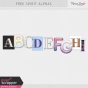 Free Spirit Alphas Kit