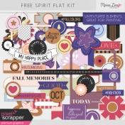 Free Spirit Print Kit