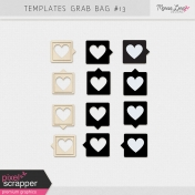 Templates Grab Bag Kit #13