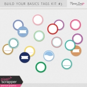 Build Your Basics Tags Kit #3