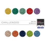 Challenged Glitters Kit