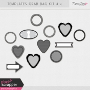 Templates Grab Bag Kit #14