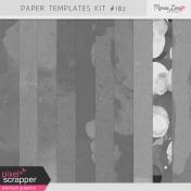 Paper Templates Kit #182