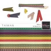 Taiwan Ribbons Kit