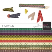 Taiwan Ribbons Kit