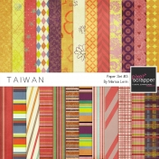 Taiwan Papers #3 Kit