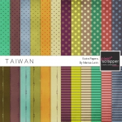 Taiwan Extra Papers Kit