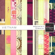 Vietnam Backgrounds Kit #1