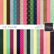 Vietnam Extra Papers Kit