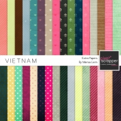 Vietnam Extra Papers Kit