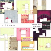 Vietnam Quick Pages Kit #1