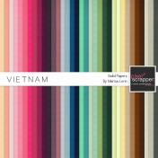 Vietnam Solid Papers Kit