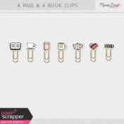 A Mug & A Book Clips Kit