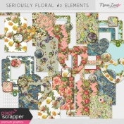 Seriously Floral #2 Elements Kit