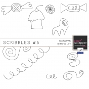 Scribbles Set #5 Kit
