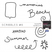 Scribbles Set #6 Kit