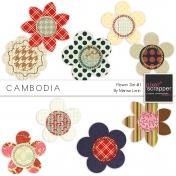 Cambodia Flower Kit #1