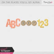Oh The Places You'll Go Alphas Kit