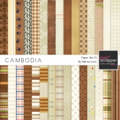 Cambodia Papers Kit #1