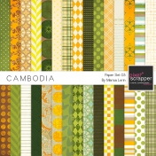 Cambodia Papers Kit #3