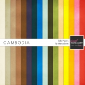 Cambodia Solid Papers Kit
