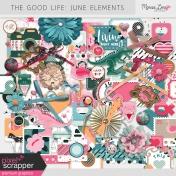 The Good Life: June Elements Kit