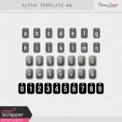 Alpha Template Kit #8