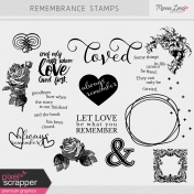 Remembrance Stamps Kit