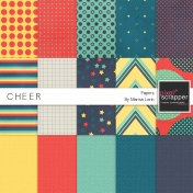 Cheer Papers Kit