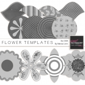 Flower Templates Kit #8