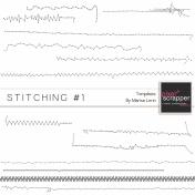 Stitching Templates Kit #1