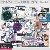 The Good Life: August Elements Kit