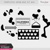 Templates Grab Bag Kit #16