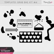 Templates Grab Bag Kit #16