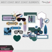 West Coast Best Coast Elements Kit