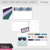 West Coast Best Coast Cards Kit