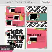 Layout Templates Kit #35