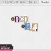 The Good Life: August Alphas Kit