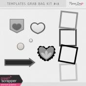 Templates Grab Bag Kit #18