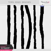 Torn Edges Brushes Kit