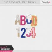 The Good Life: September Alphas Kit