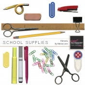 School Supplies Kit