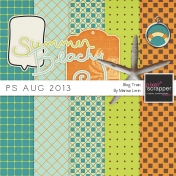 PS Aug 2013 Blog Train Mini Kit