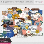 The Good Life: November Elements Kit