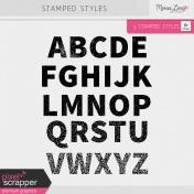 Stamped Styles Kit