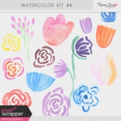 Watercolor Kit #8