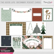 The Good Life: December Pocket Cards Kit